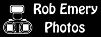 Rob Emery Photos Logo